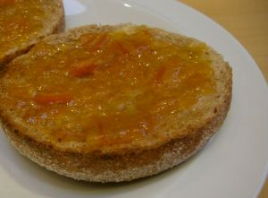 marmalade-on-muffin